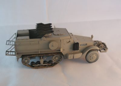 M3 Halftrack Nord SS-11 Anti -Tank Missile Carrier