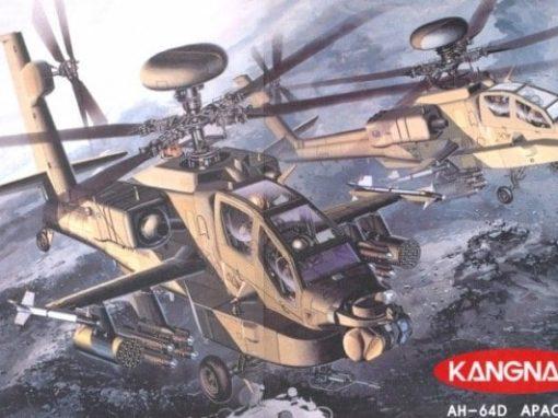 AH-64 D Longbow
