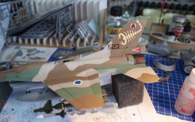F-16C – Barak