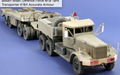 M19 Tank Transporter