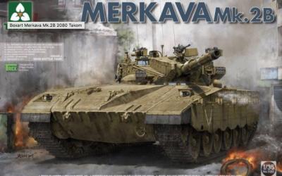 Merkava Mk.2B