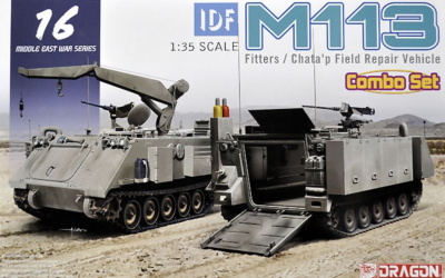 M113 Fitters & Chata'p