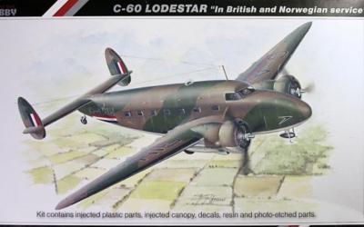 C-60 Lodestar – € 35,-
