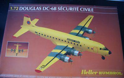 Douglas DC-6B – € 25,-